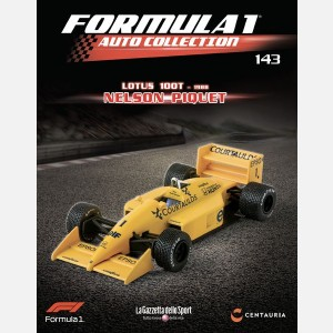 Lotus Honda 100T (1988) - Nelson Piquet