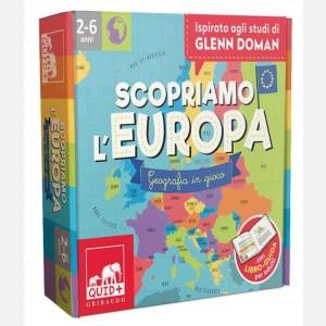 Scopriamo l'Europa - Geografia in gioco