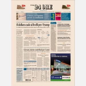 Ediz. di Martedì 28 Marzo 2017 + Dorso Motori Ginevra