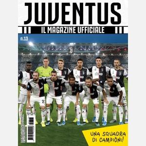 Juventus Magazine N. 13 + Coach board