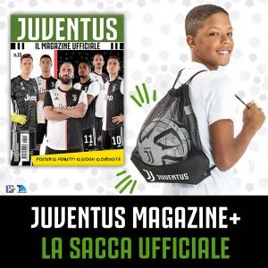 Juventus Magazine N. 15 + Sacca ufficiale