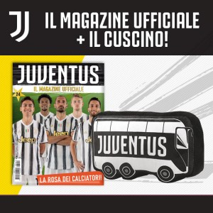 Juventus Magazine N. 24 + Grande concorso!