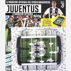 Juventus Magazine N.3 + Biliardino da tavolo