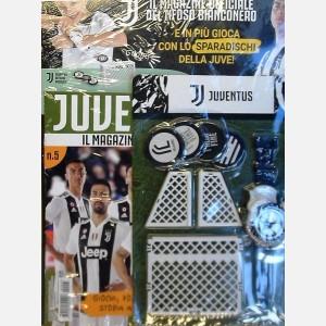 Juventus Magazine N.5 + Sparadischi della Juve
