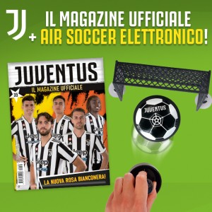 Magazine n. 35 + Air Soccer elettronico
