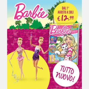 Agosto 2018 + Barbie Ginnasta