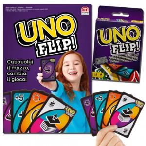 Carte UNO FLIP! (Gioco di carte)