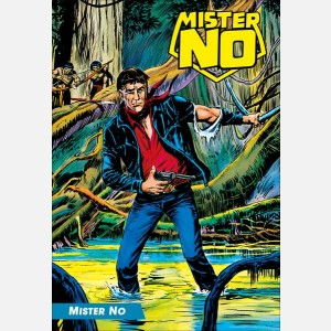 Mister No + Stampa in OMAGGIO