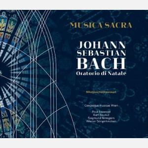 Bach,Oratorio di Natale