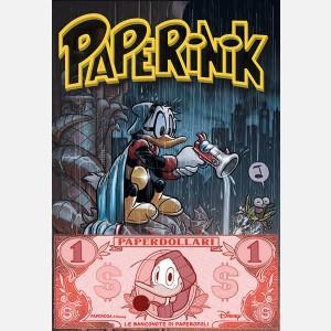 Paperinik N° 38 + Banconota 1 Paperdollaro (Paperoga)