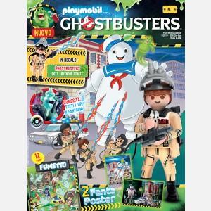 Edizione Speciale Ghostbusters (Magazine + Dott. Raymon Stantz + fumetto + 2 poster)