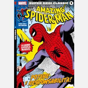 Spider-man 1 - Potere e Responsabilità