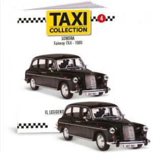 Austin FX4 - Londra 1958