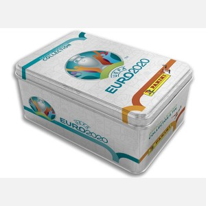 Tin Box (5 bustine + 4 figurine limited edition)