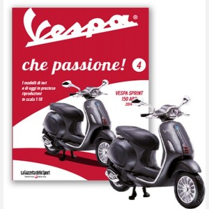 Vespa Sprint 150 ABS (2014)