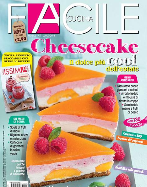 Facile Cucina – La rivista per chi ama la buona tavola