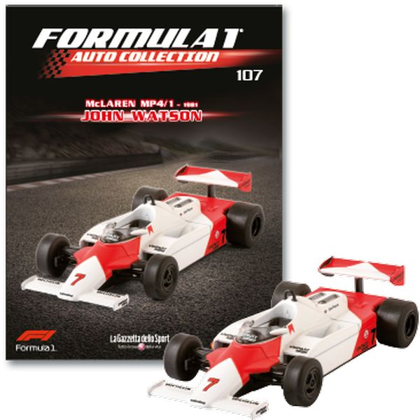 Formula 1 Autocollection