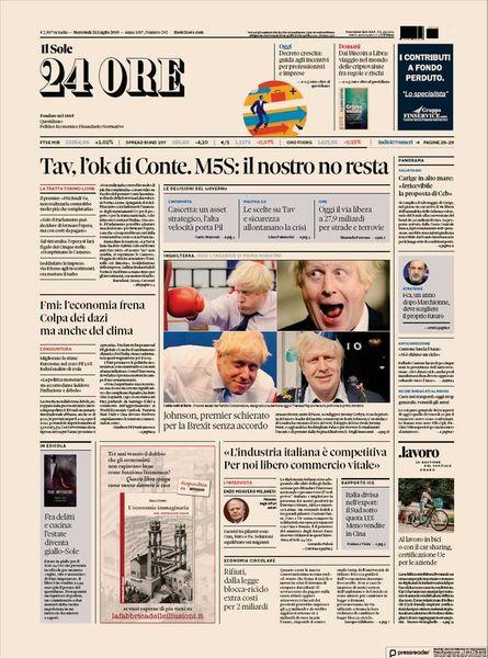 24 Ore Edicola Il Sole Quotidiano In WDE2e9IHY