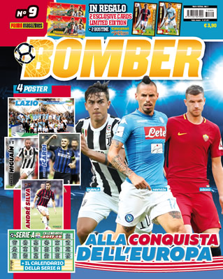 BOMBER Speciale N° 9