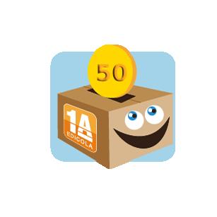 Riceverai 1 EURO per ogni pacco gestito